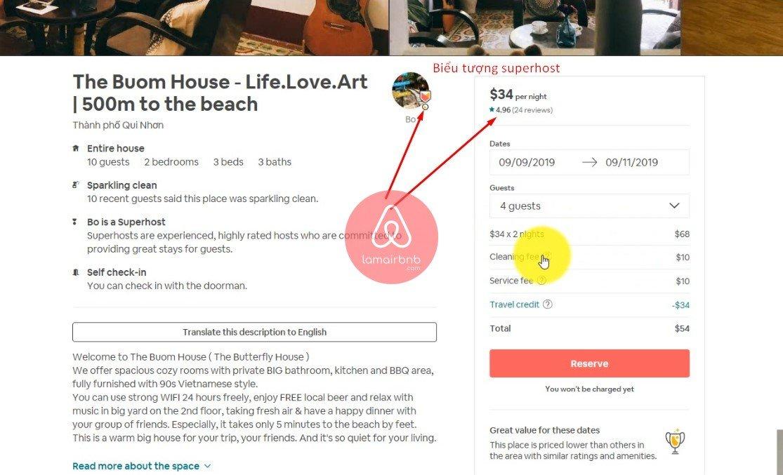 Hướng dẫn đăng ký tài khoản (nhận ngay $47 để book phòng trên Airbnb) 15