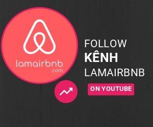 Follow kenh kiem tien airbnb